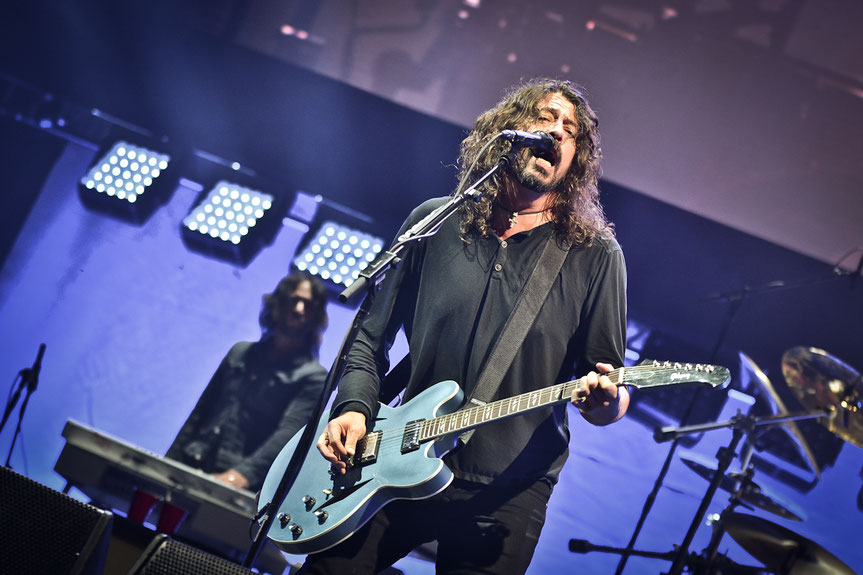 Foo Fighters, Open'er Festival 2017, fot. Jarek Sopiński