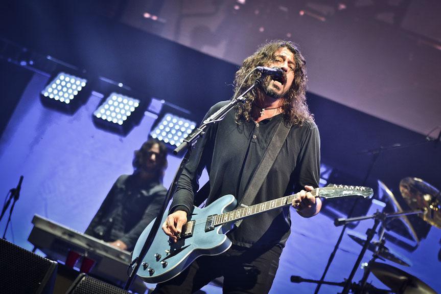 Foo Fighters, Open'er Festival 2017, fot. Jarek Sopiński