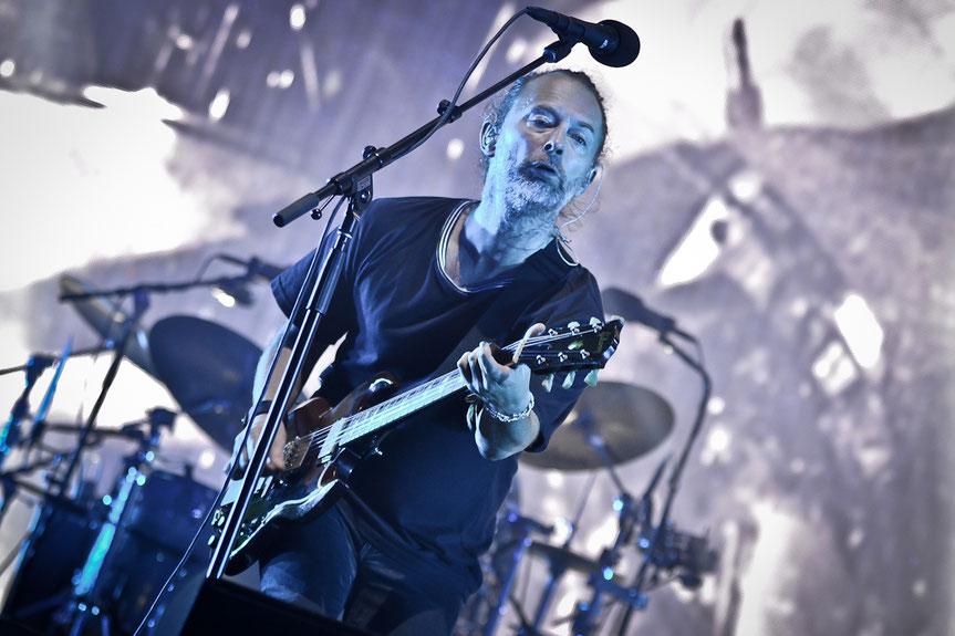 Radiohead, Open'er Festival 2017, fot. Jarek Sopiński
