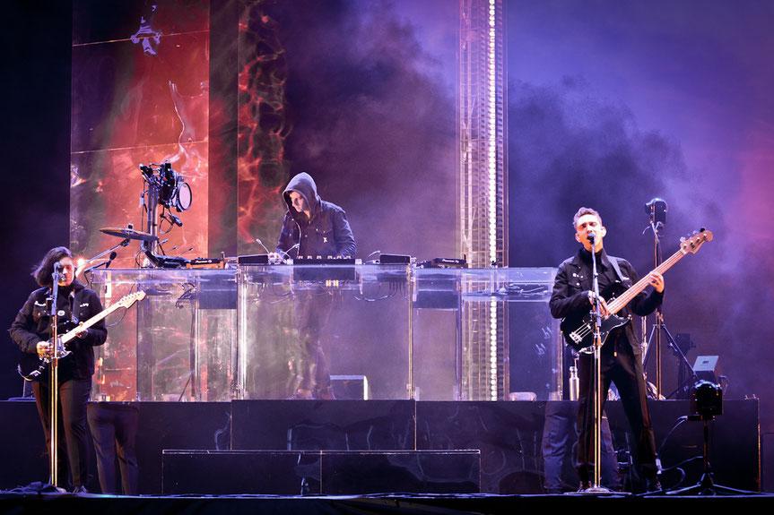 The xx / Open'er Festival 2017, fot. Jarek Sopiński