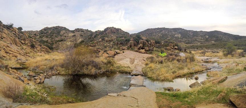 Kitchens Creek