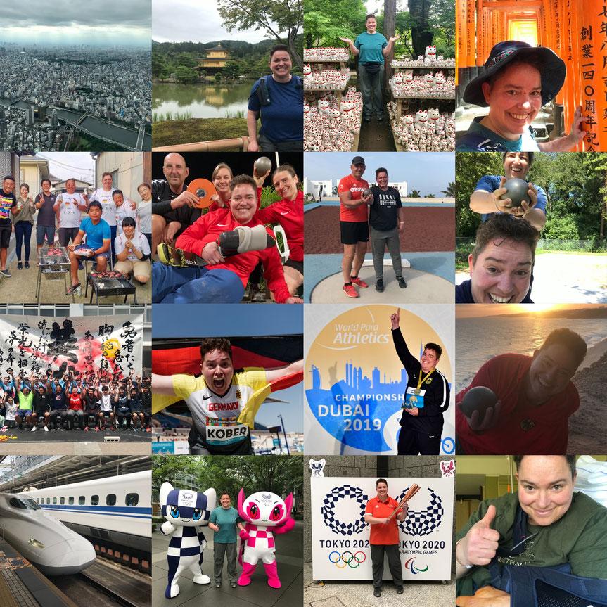 Highlights 2019 - zweite Reihe von unten ... Fotos Mitte: Binh Truong