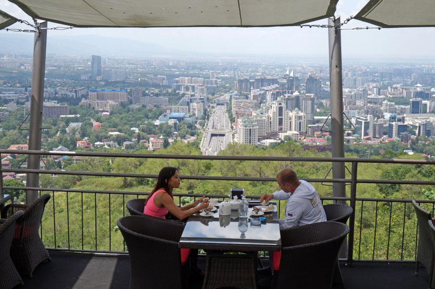 Almata nuo Kektebės kalno