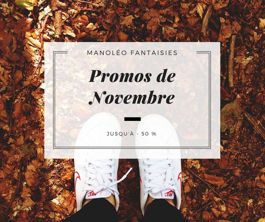 Promotion novembre outlet bijoux pas cher  manoleofantaisies.com