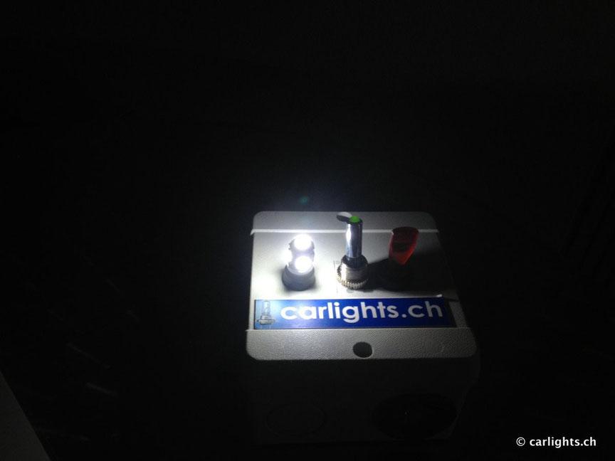 LED Standlicht W5W T10 Luminator
