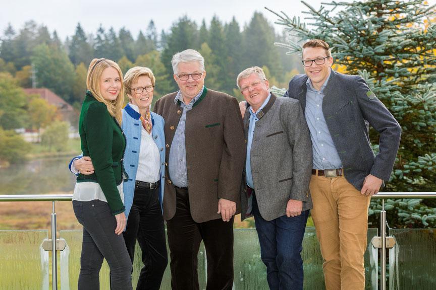 Familie Reppert - Gastgeber aus Leidenschaft seit 1935