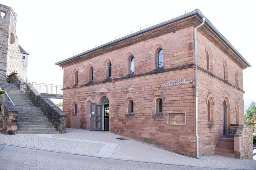 Schuler Schickling Rössel | Altes Gefängnis Alzenau | Aussenansicht