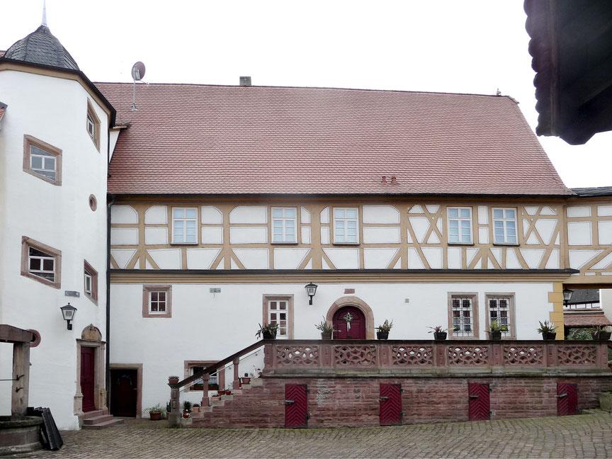 Schuler Schickling Rössel | Nöthigsgut Großostheim | Aussenansicht