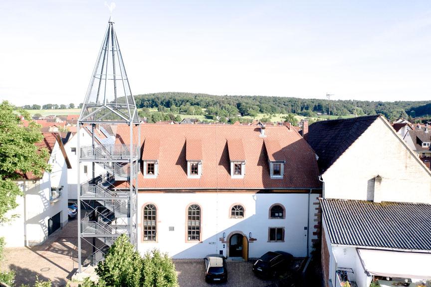 Schuler Schickling Rössel | Alte Kirche Wenigumstadt | Aussenansicht