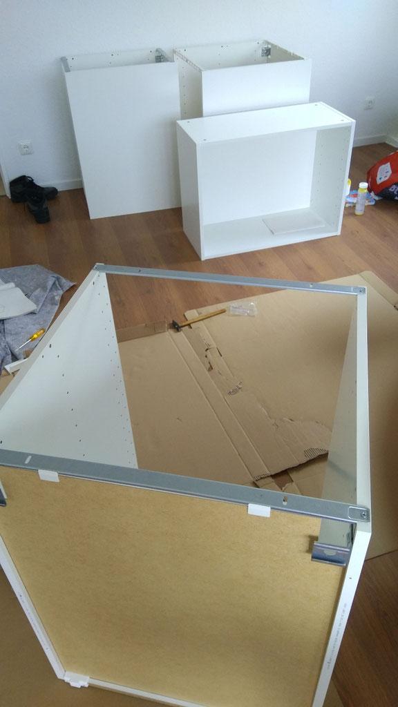 Wir montieren auch Ihre Küche fachgerecht in Berlin