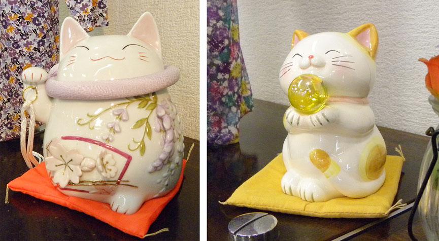 タカムラ洋品店ネコ 招き猫 かわいい猫