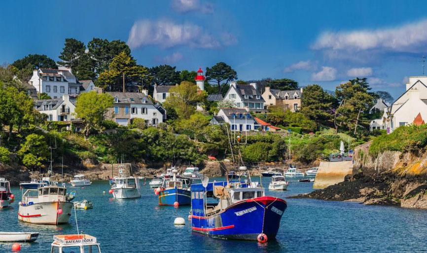 Du nord au sud, le Finistère est un concentré de Bretagne, dans ce qu'elle a de plus majestueux ou, tout du moins, extrême.