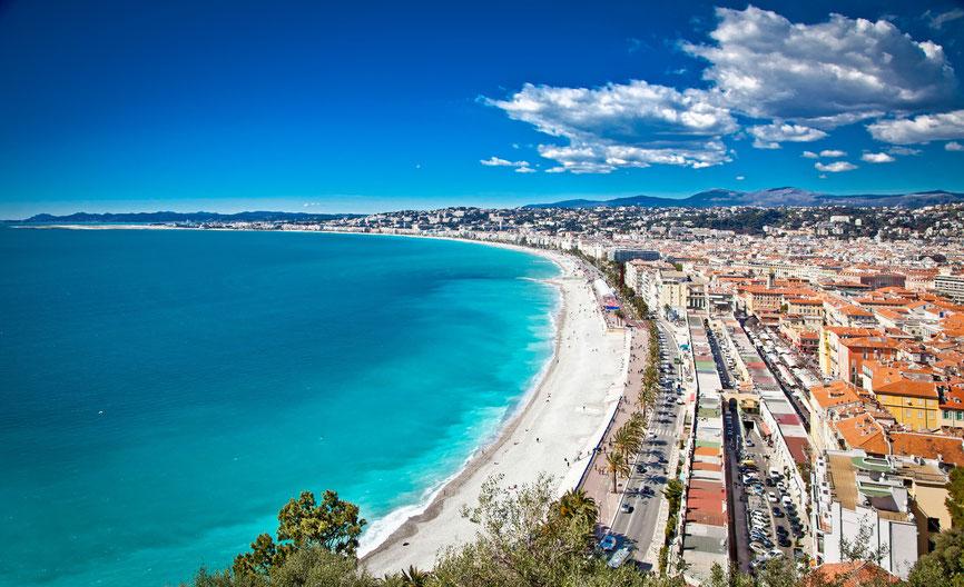 Parenthèse enchantée sur la Côte d'Azur