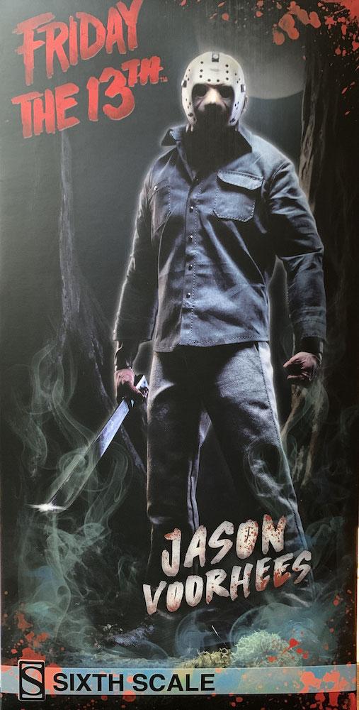 Jason Voorhees 1/6 Und wieder ist Freitag der 13. Actionfigur 30cm Sideshow