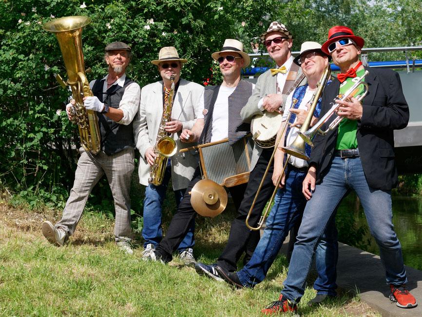 BIG BEN DIX BAND - Flyer