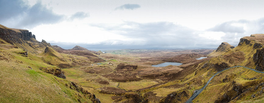 Insel Syke (Panorama aus 7 Bildern)