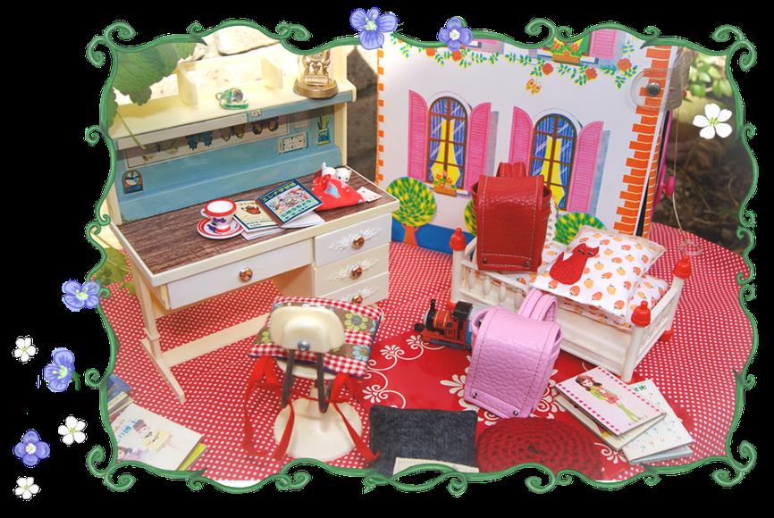 妖精のための小さな日用品と、お人形さん用の可愛いおままごと。永遠の乙女に送るトキメキグッズ