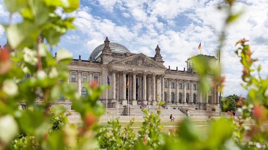 Architektur Fotokurse Berliner Reichstag