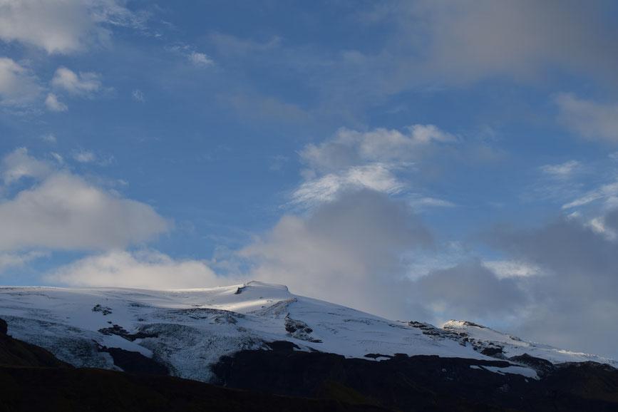 Eyjafjallajökull - glacier and volcano - Thorsmork