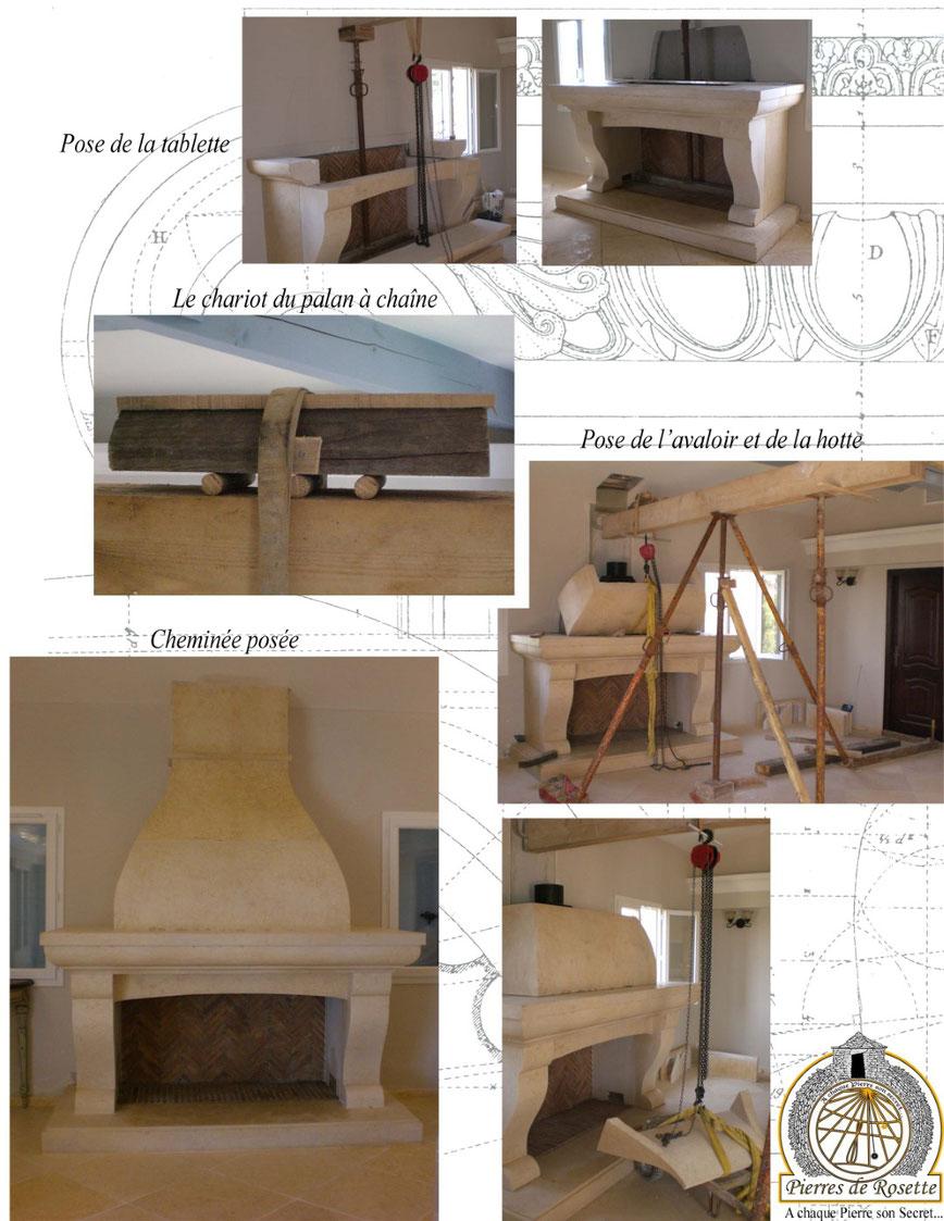 pose-cheminee-pierre-taille-pierres-rosette-var-83