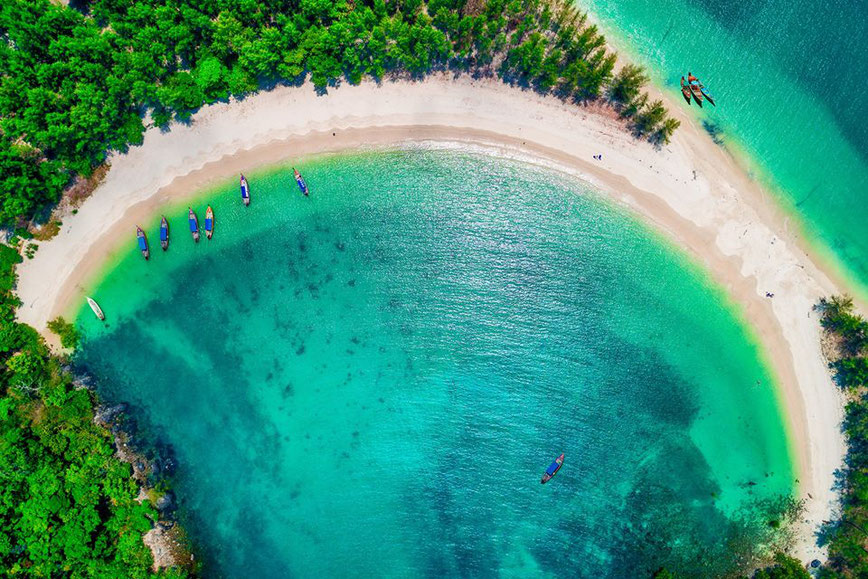 Rayong paplūdimys, Koh Kham Tailande