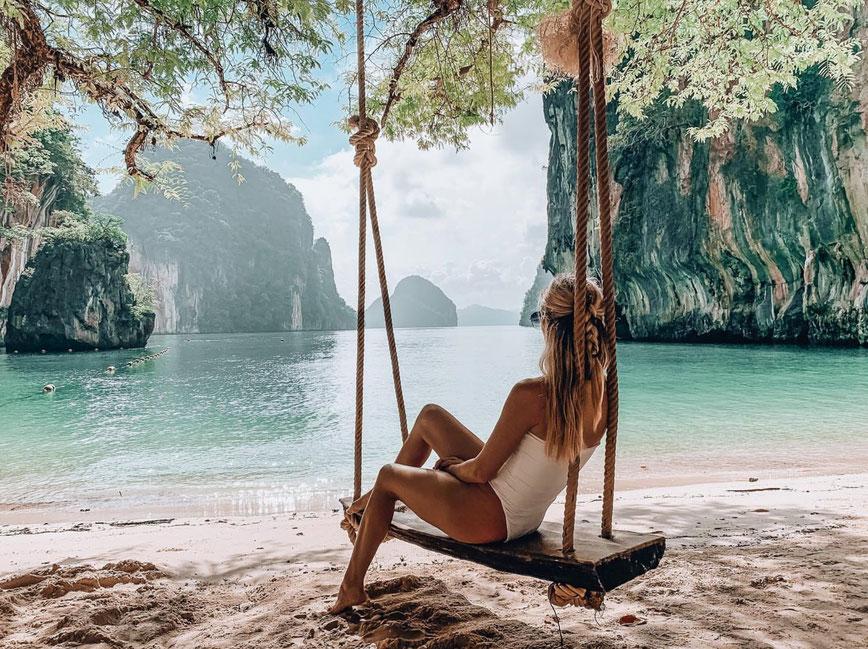 Koh Lao paplūdimys, Nong Thale