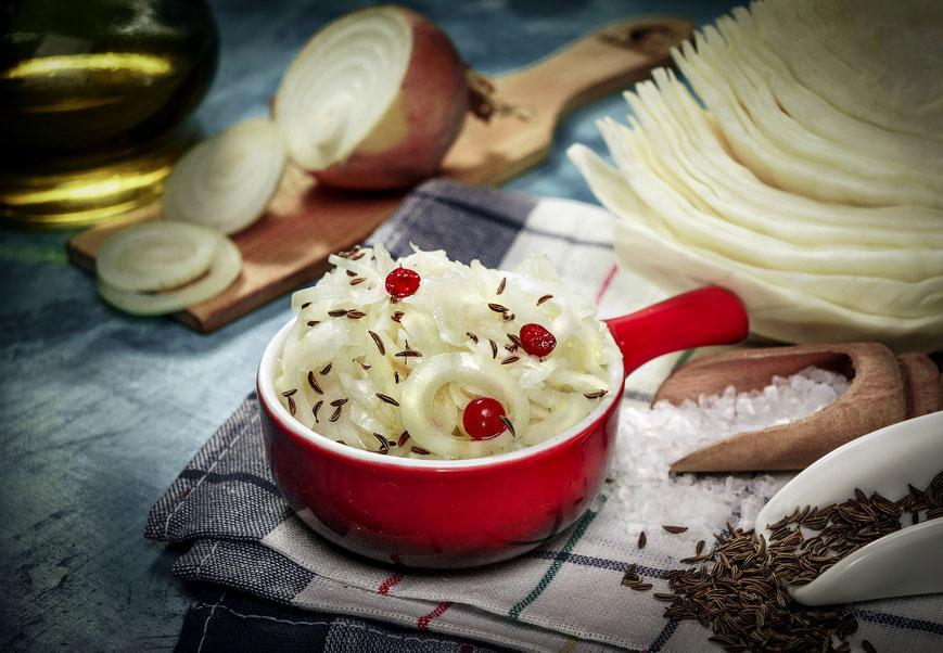 Sauerkraut-Rezept, Die Präparatekiste