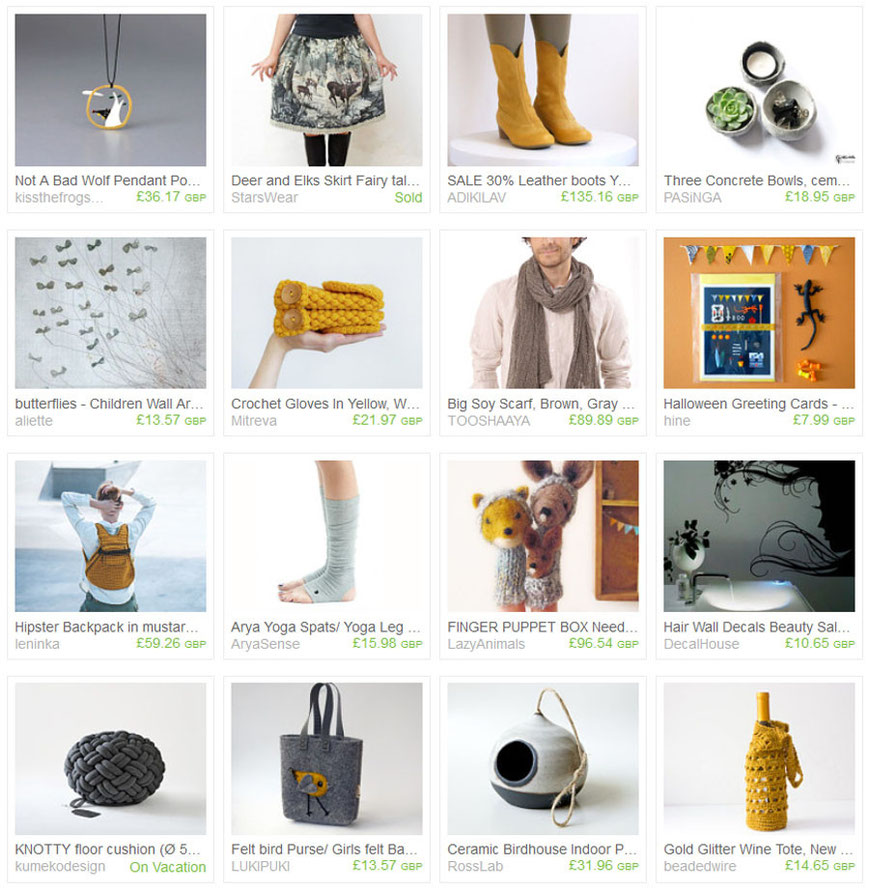 'September 14' Etsy Treasury Collection