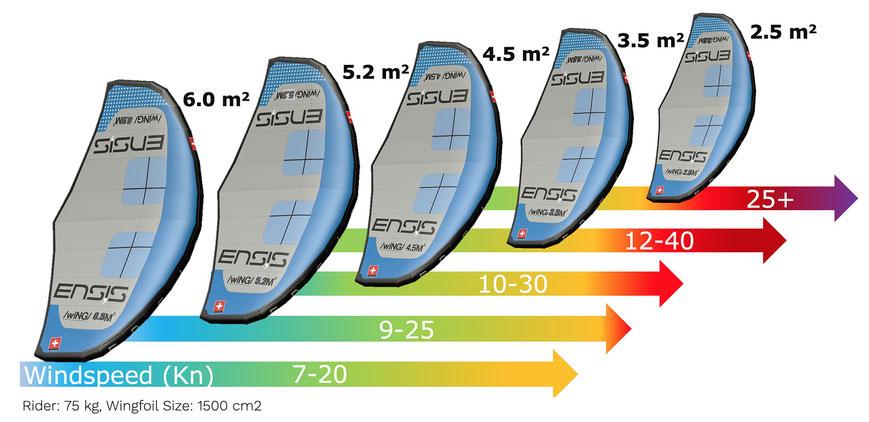 ENSIS Shop in NRW, ENSIS Wing, ENSIS testen in Deutschland, ENSIS Hochleister Wing, Ensis bei WindSucht