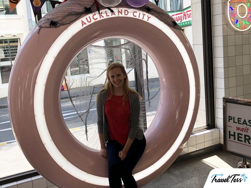 Donutshop Auckland City