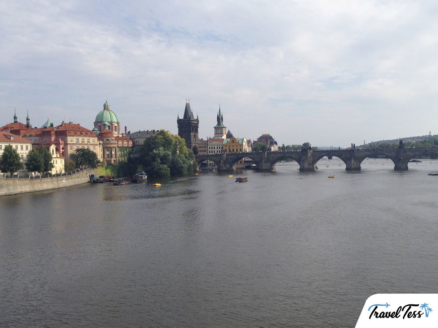 Skyline van Praag