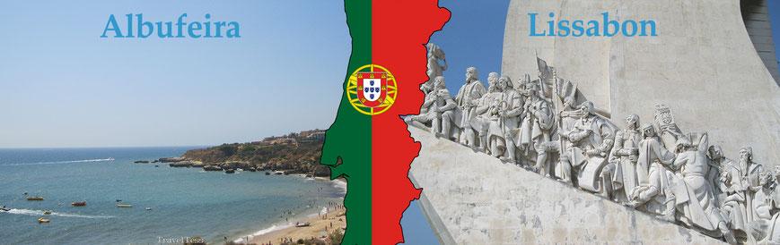 Visual Albufeira & Lissabon