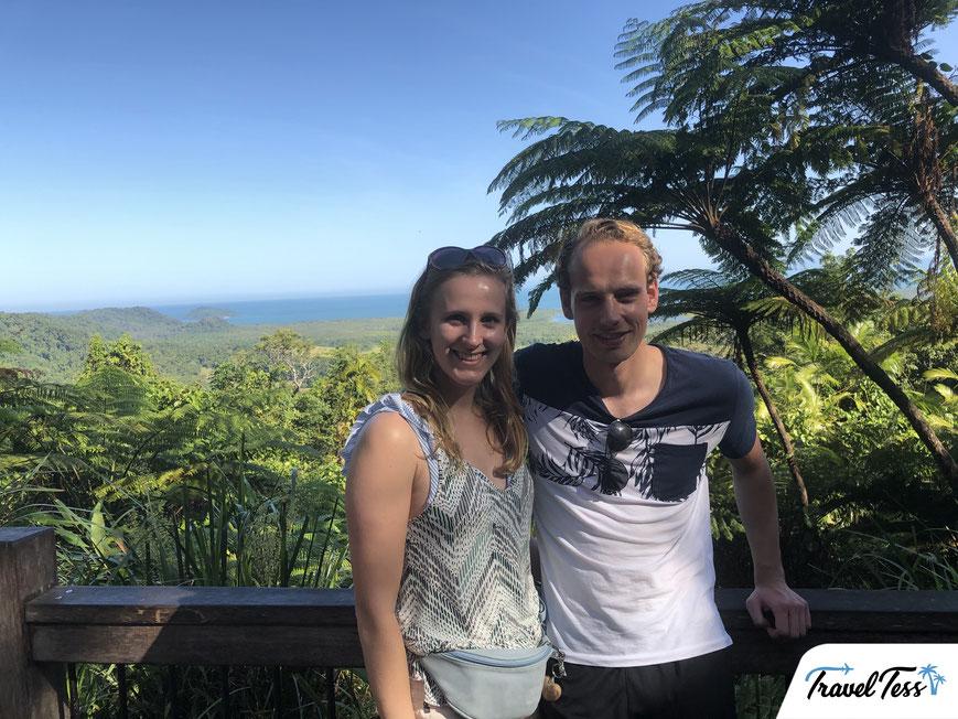 Alexandra Lookout Queensland