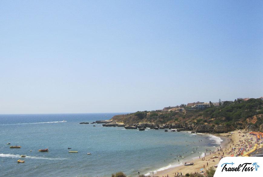 Baai van Albufeira