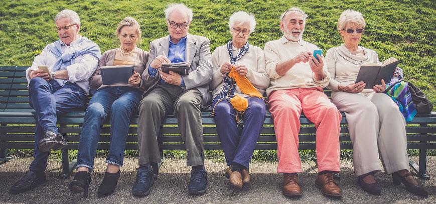 Selbstbestimmtes Leben für Senioren