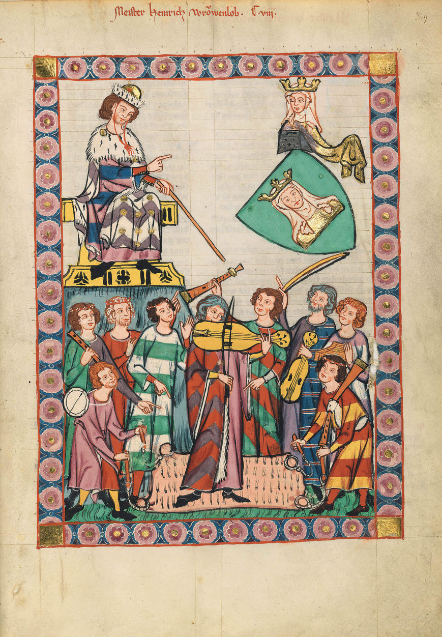 Codex Manesse Heinrich VI.
