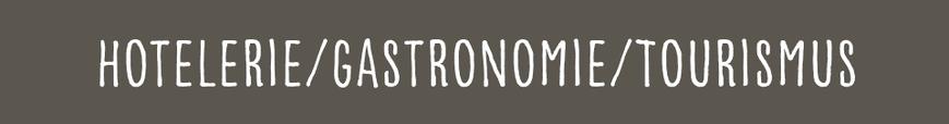 Hotelerie Gastronomie Tourismus Infomappen Gästebücher Speisekarten mit Logo