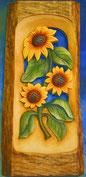 Bild Kategorien Holzfiguren Pilze, Bärchen, Blumen