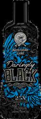 Daringly Black Iconic Australian Gold Zonnebank creme bronzer zoncosmetica DHA cosmetisch natuurlijk