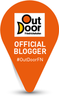 Wir sind offizieller Outdoorblogger.