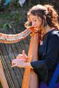 Compagnie d'Azur Alicia Ducout Concert Harpe celtique conte
