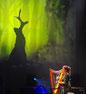 Compagnie d'Azur Harpe Celtique Wezen Concert