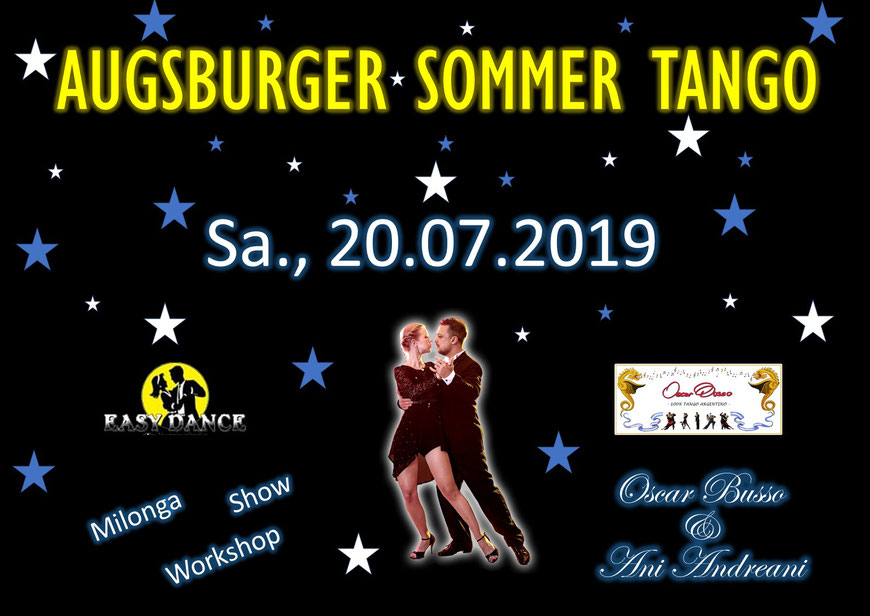 Tango Marathon, Tango Festival, Tango München, Tango lernen München