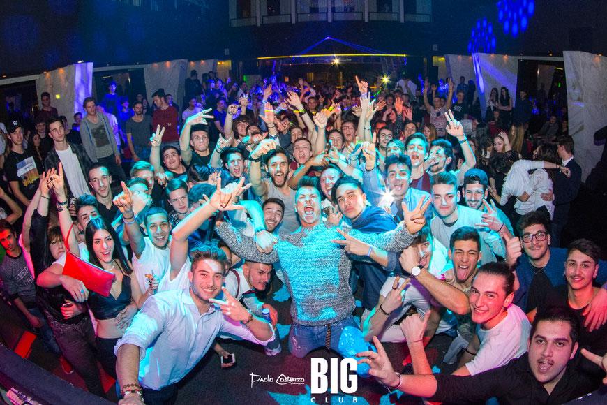 Fede Rossi - The Big Club