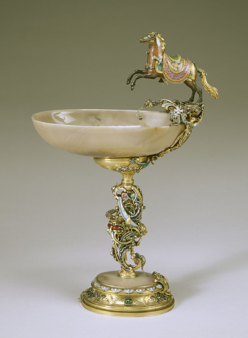 Walters Art Museum, Johann Melchior Dinglinger - Ceremonial Cup - Walters 571994, CC BY-SA 3.0