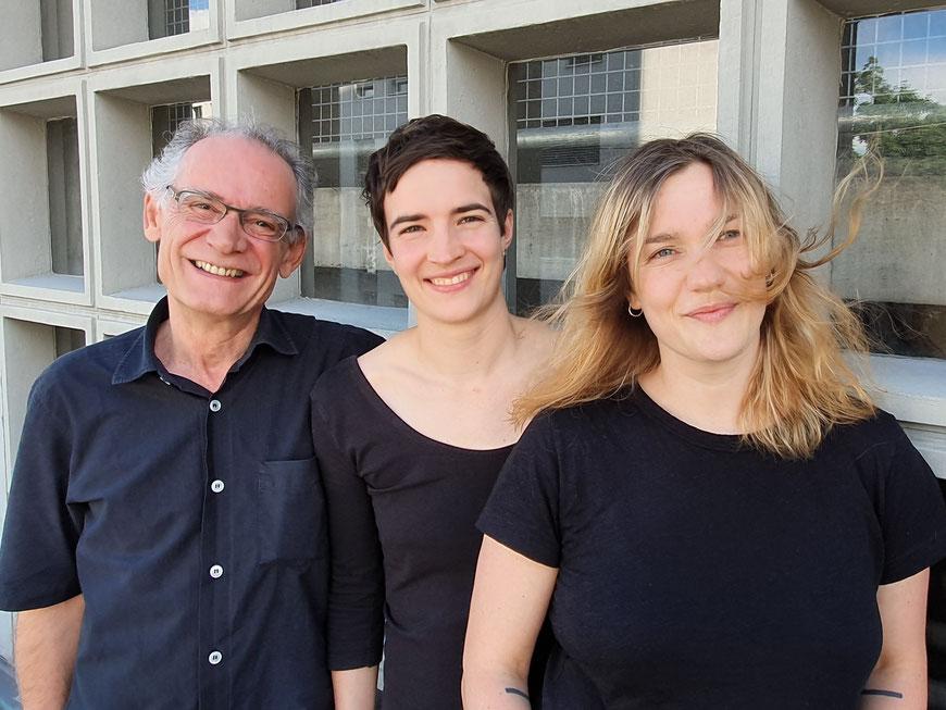 Thomas Dürst Trio, Sibyl Hofstetter, Lea Gasser, Thomas Dürst