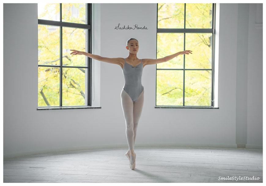 ダンサー写真