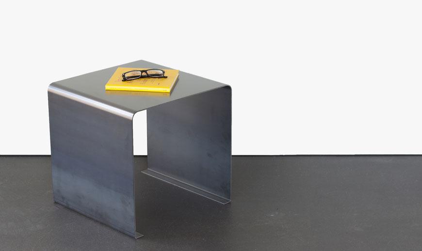 Bild: Design-Möbel Huber Metallbau AG