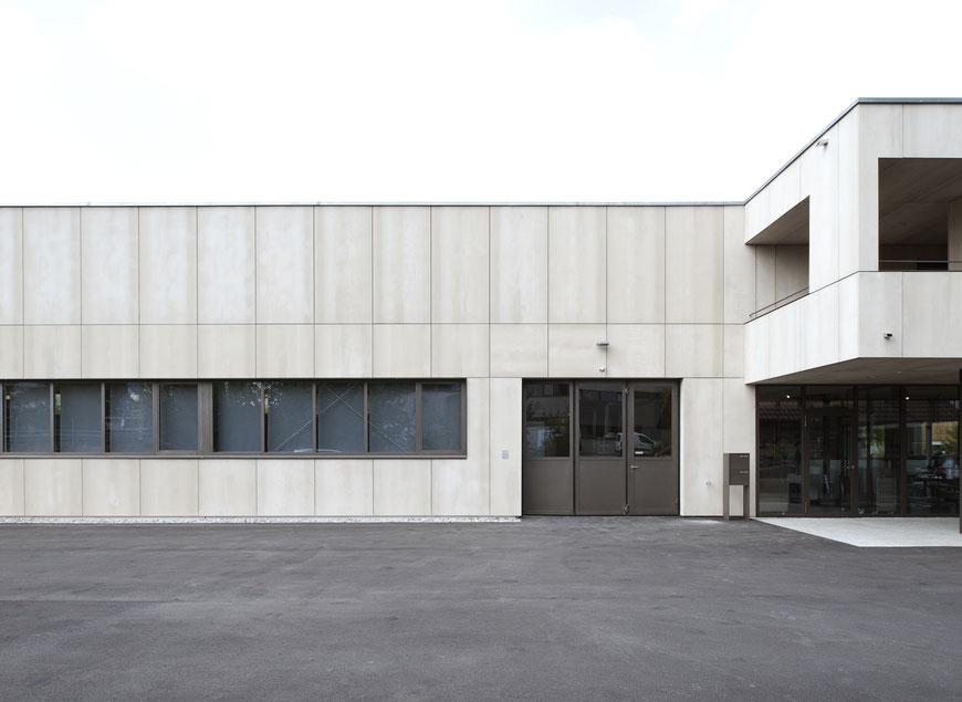 Bild: Huber Metallbau AG in Moosseedorf