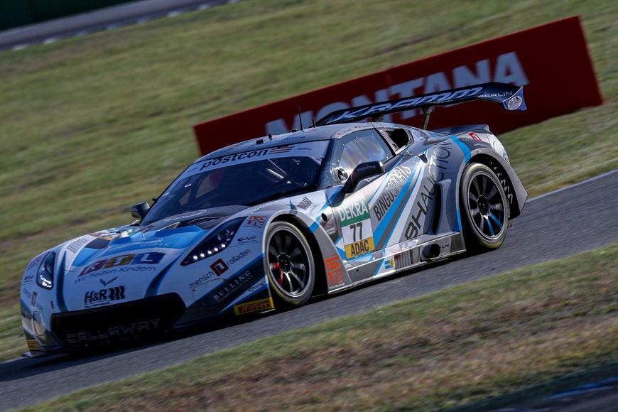 Auch 2021 greift Callaway Competition wieder im GT Masters an